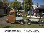 Hat Fair Winchester England Uk  ...