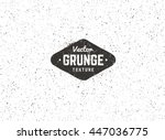 grunge vector background... | Shutterstock .eps vector #447036775