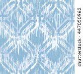 octagon chain link pattern... | Shutterstock .eps vector #447050962