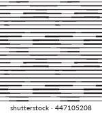 vector stripe pattern.... | Shutterstock .eps vector #447105208