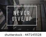 change difference success... | Shutterstock . vector #447145528