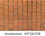 old brick wall texture | Shutterstock . vector #447181558