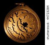 An Astrolabe Is A Circular...