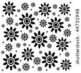 abstract flower | Shutterstock . vector #44731948