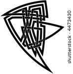 celtic knot  16 | Shutterstock .eps vector #4473430