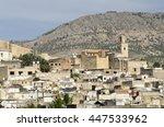 view of fes medina  morocco | Shutterstock . vector #447533962