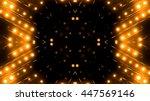 stage lights | Shutterstock . vector #447569146