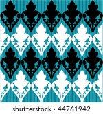 seamless ornate pattern | Shutterstock .eps vector #44761942
