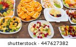 healthy refreshment | Shutterstock . vector #447627382