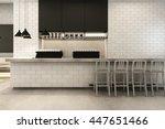 Coffee Shop Loft   Modern   3d...