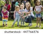 amsterdam  the netherlands  ... | Shutterstock . vector #447766576