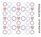 background with heart....   Shutterstock .eps vector #447859066