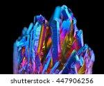 Quartz Rainbow Titanium Aura...