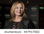 Small photo of DUBLIN, IRELAND - MARCH 2015: Actress Kim Cattrall attends the Jameson Dublin International Film Festival to promote her latest television series, Sensitive Skin.