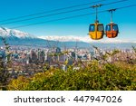 Cable Car In San Cristobal Hil...
