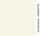 floral pattern. wallpaper... | Shutterstock .eps vector #448063726