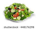 salad.   Shutterstock . vector #448176298