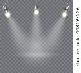 Three Hanging Spotlights Desig...