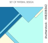 material design for web or app...
