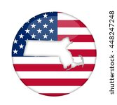 massachusetts state of america... | Shutterstock . vector #448247248