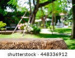 blurred background of home... | Shutterstock . vector #448336912