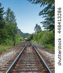 railway track | Shutterstock . vector #448413286