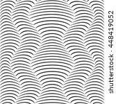 background of distorted gray... | Shutterstock .eps vector #448419052