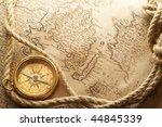 compass | Shutterstock . vector #44845339