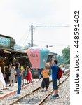 Pingxi  Taiwan   June 6  2015 ...