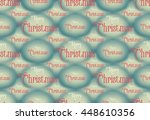 christmas modern and retro... | Shutterstock . vector #448610356