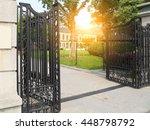 manor gate