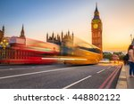 london  england   july 03 2016. ... | Shutterstock . vector #448802122