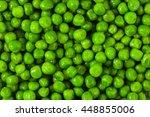 green peas background texture...   Shutterstock . vector #448855006