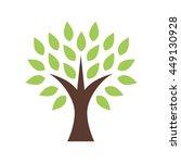 tree icon | Shutterstock .eps vector #449130928