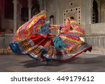 udaipur  india   january 29 ... | Shutterstock . vector #449179612