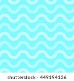 azure  turquoise  blue wave...   Shutterstock .eps vector #449194126