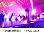 blurred shaker with people... | Shutterstock . vector #449273815