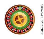 casino concept represented by... | Shutterstock .eps vector #449291005