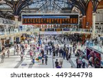 liverpool street station ...
