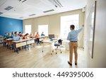 education  school  learning ...   Shutterstock . vector #449395006