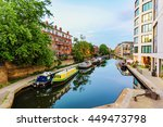 kings cross canal in the...