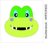 alligator | Shutterstock .eps vector #449519602