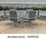 outdoors meeting area | Shutterstock . vector #449532