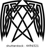celtic knot  23 | Shutterstock .eps vector #4496521