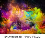color kingdoms series.... | Shutterstock . vector #449744122
