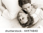 couple in love take an... | Shutterstock . vector #44974840