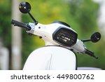 new vaspa sprint white  | Shutterstock . vector #449800762