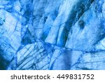 detail of a translucent slice... | Shutterstock . vector #449831752