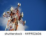 Telecommunication Tower With...