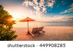 vacation holidays background... | Shutterstock . vector #449908285